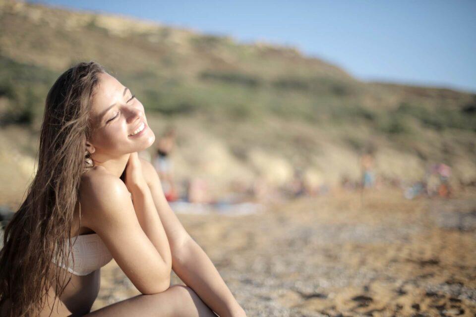 Ξηρό ή κατεστραμμένο δέρμα το καλοκαίρι;