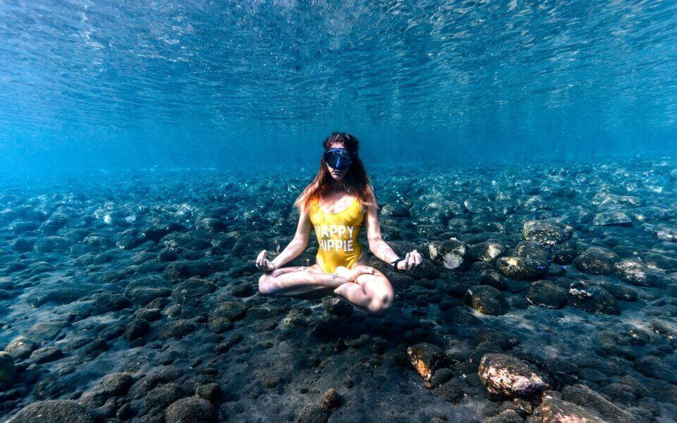 Aqua yoga: Τι πρέπει να τρώω;