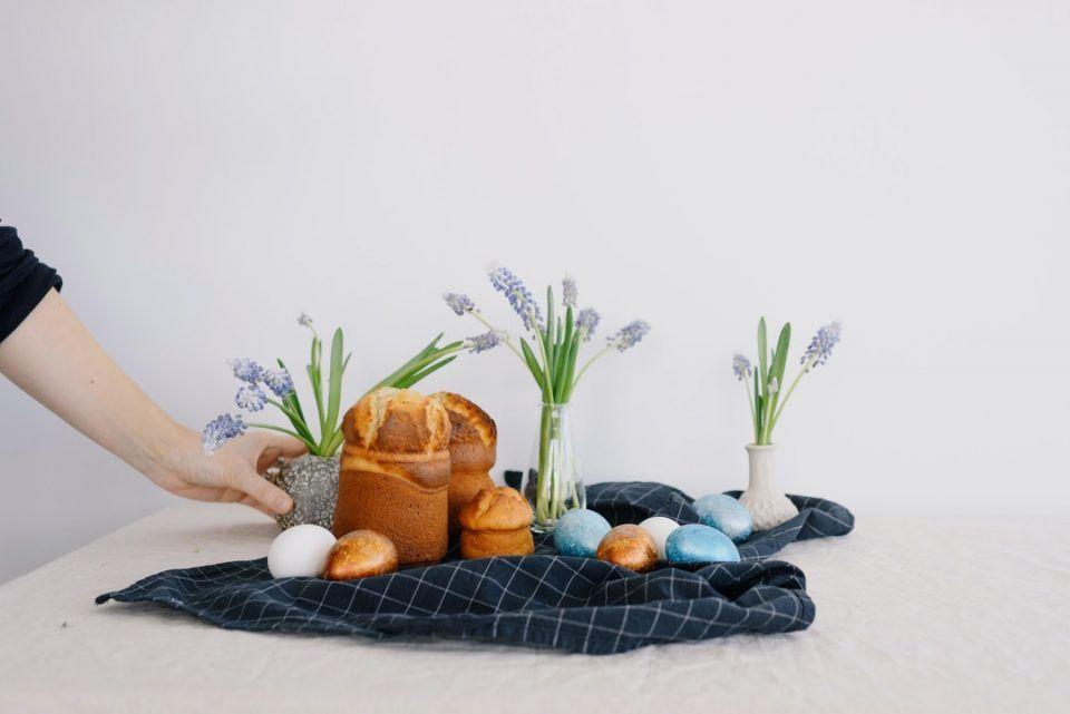 Τσουρέκι ή Κουλούρια (Το γλυκό δίλημμα του Πάσχα)