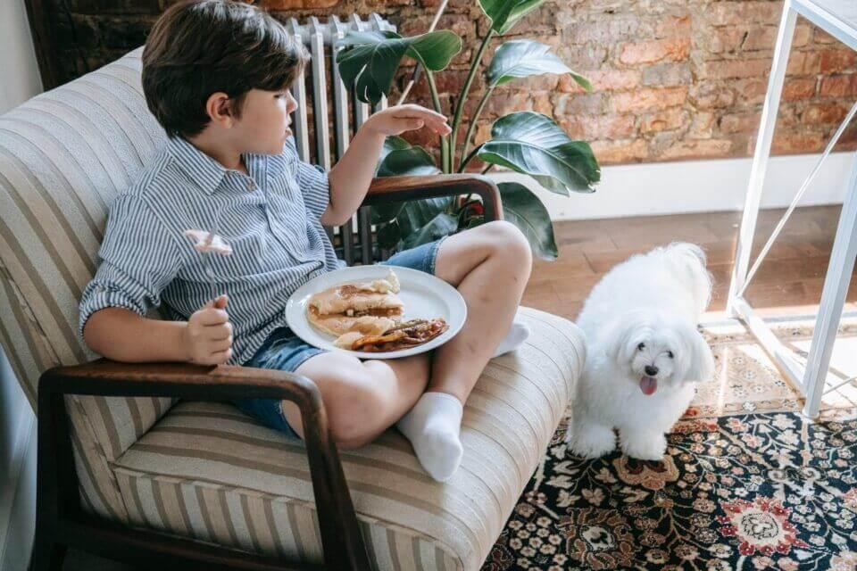 Παιδική διατροφή: 10 λάθη διατροφής των παιδιών!