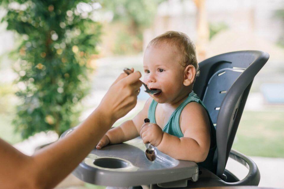 Κρέμες βρεφικής ηλικίας: Η διατροφική τους αξία