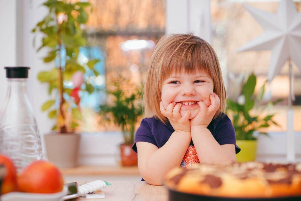 Μάθετε στα παιδιά σας να τρώνε τις κατάλληλες ποσότητες