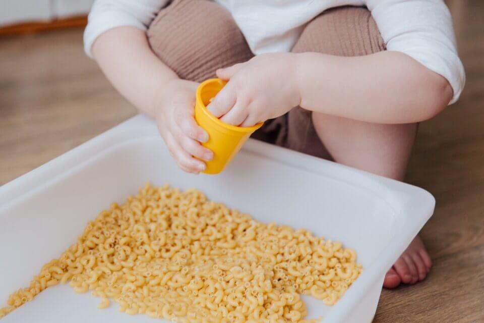 Τα ζυμαρικά στη διατροφή των παιδιών