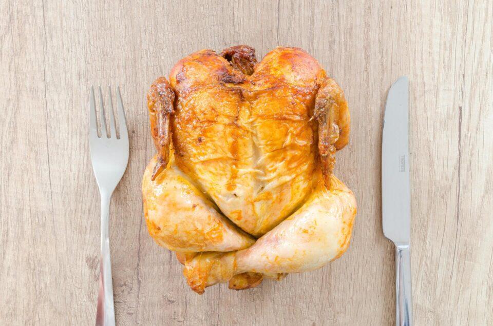 Το κοτόπουλο στη διατροφή του παιδιού