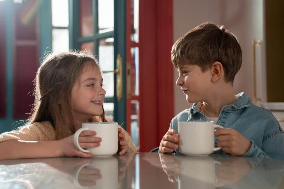 Η σημασία του πρωινού στην παιδική ανάπτυξη
