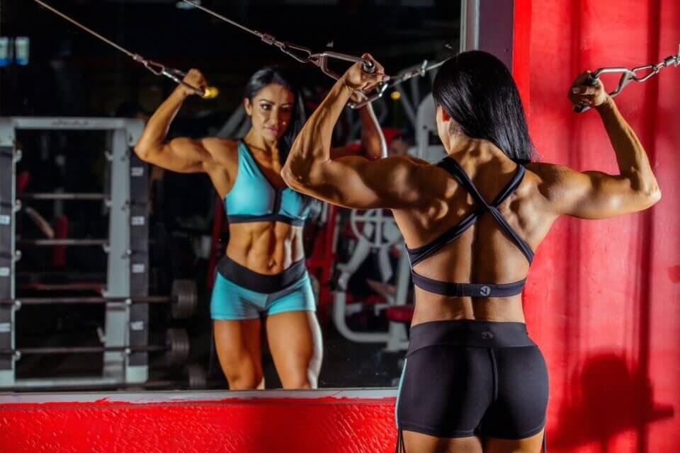 Μυϊκή αύξηση: Προπόνηση και σωστή διατροφή