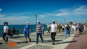 Αθλητικό δρώμενο από την Επιστημονική επιτροπή προώθησης Ελληνικής διατροφής και θεματικού τουρισμού.