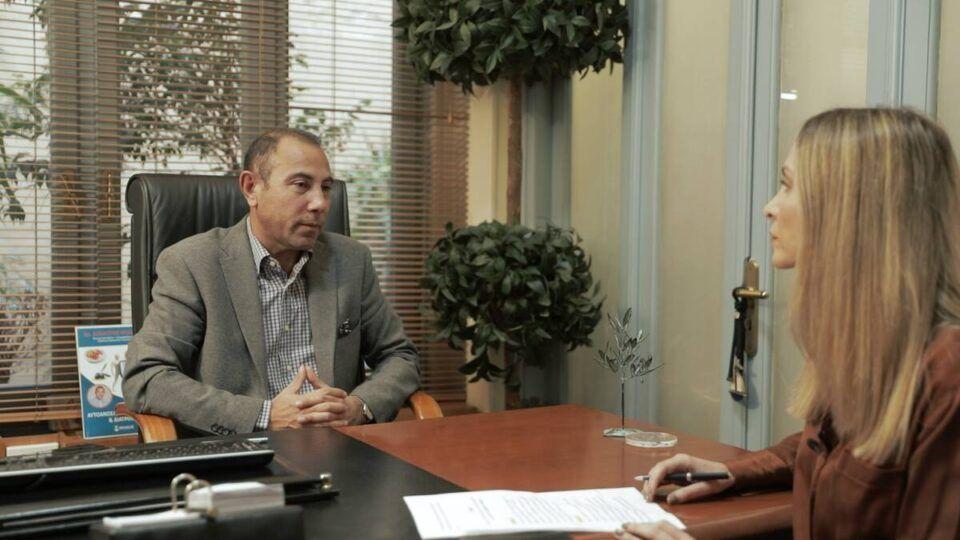 Δρ. Δημήτρης Γρηγοράκης: Ο ρόλος της διατροφής στην ενίσχυση του ανοσοποιητικού μας συστήματος