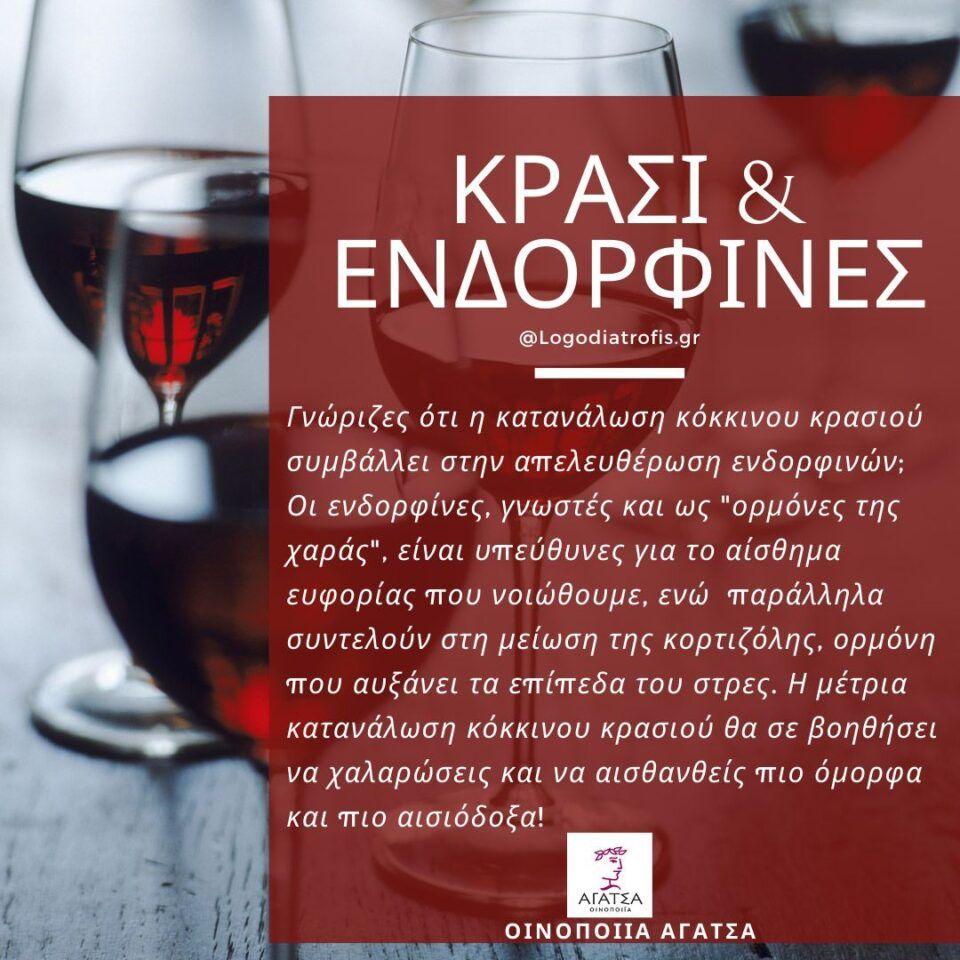 Κρασί και Χαλάρωση