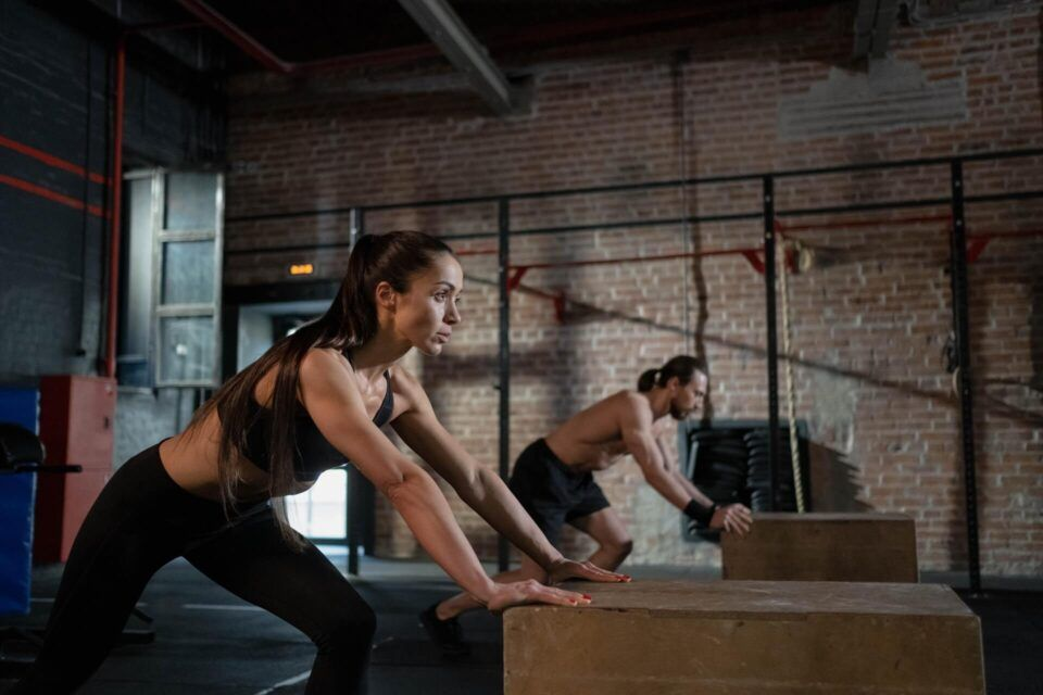 Functional, Cross ή Βάρη; Βρες το training που σου ταιριάζει
