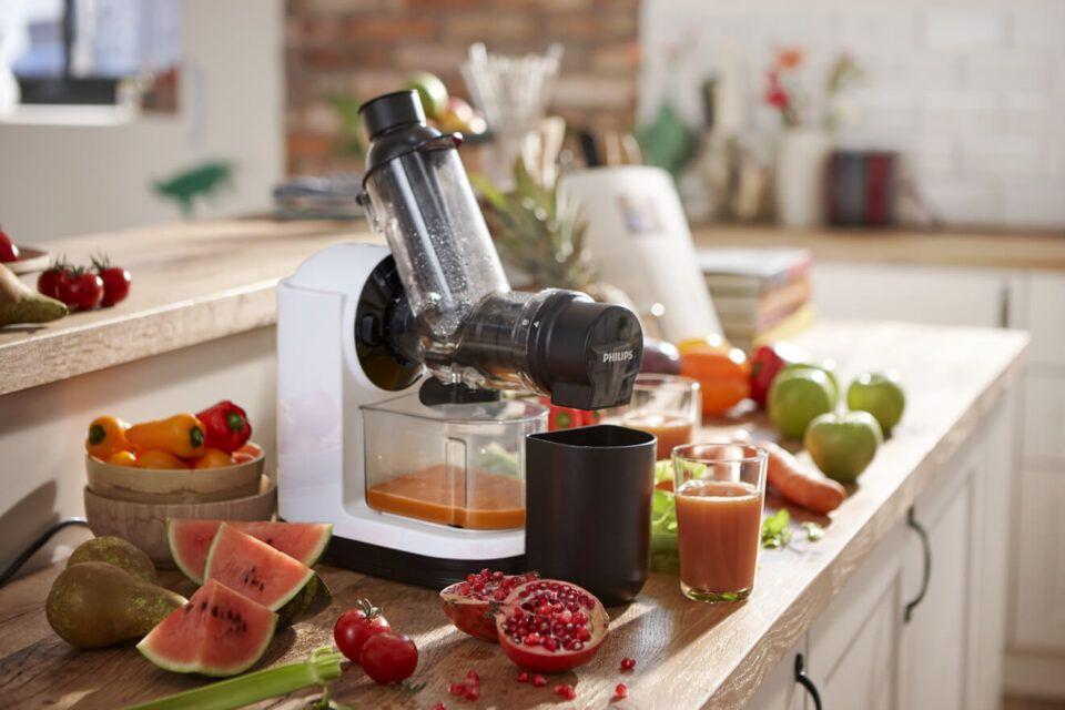 Υγιεινές συνήθειες στη διατροφή σας με Philips Domestic Appliances