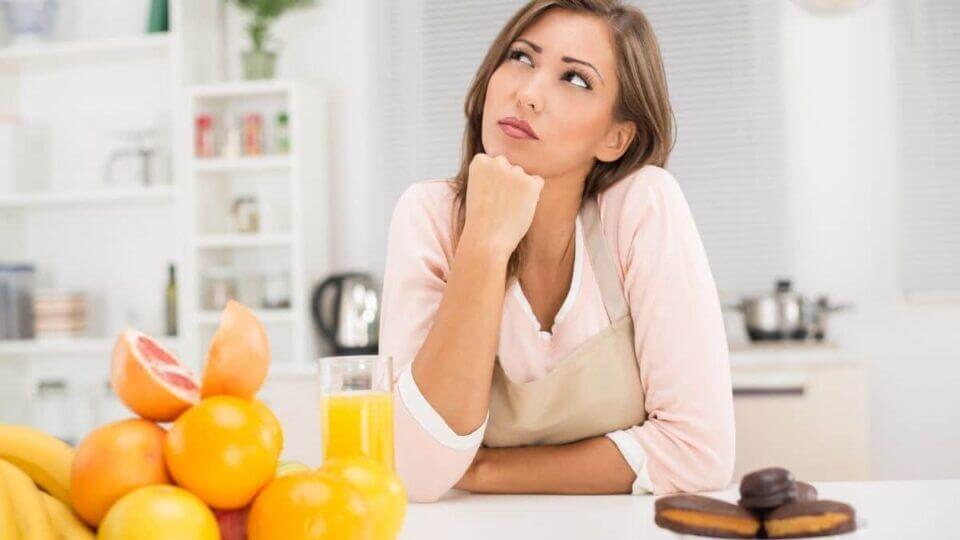 5 λάθη που κάνουμε στη διατροφή μας