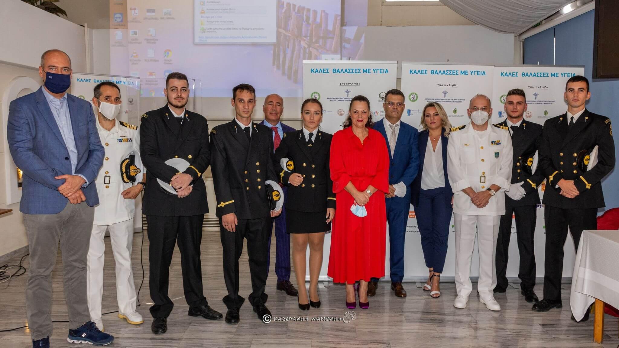 Με επιτυχία ολοκληρώθηκε η πρωτοποριακή εκδήλωση 'Καλές θάλασσες με υγεία'