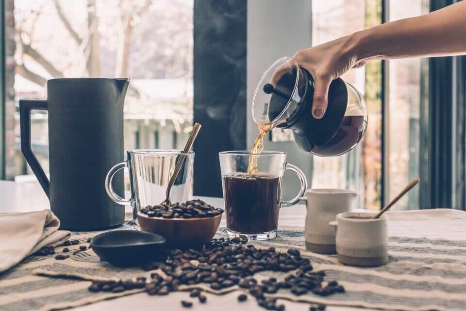 Καφές   Τα οφέλη του στην άσκηση