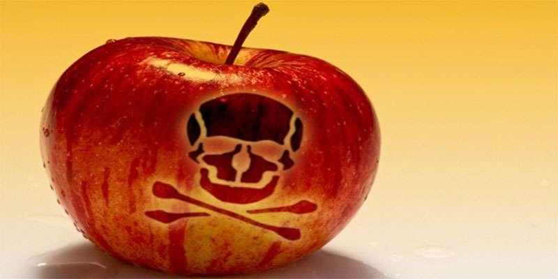 Τα 12 πιο τοξικά φρούτα και λαχανικά για το 2016