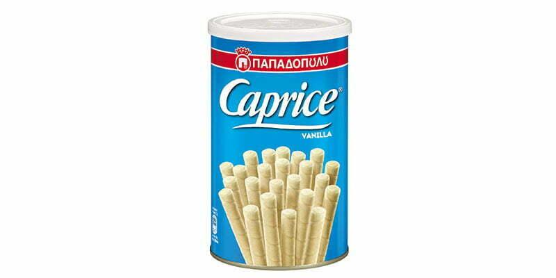 Τα αγαπημένα σου Caprice τώρα και με Βανίλια!