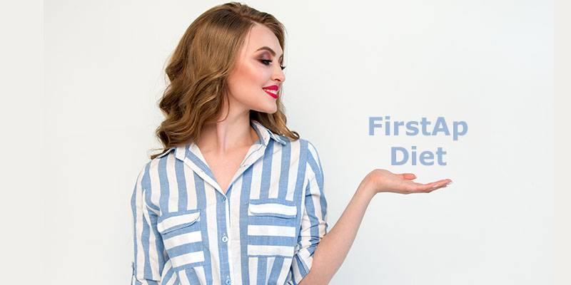 'ΔΙΑΙΤΑ FirstAp': Χάστε 10 κιλά σε 5 μέρες