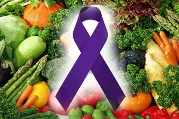 Η διατροφή, ασπίδα στον καρκίνο!