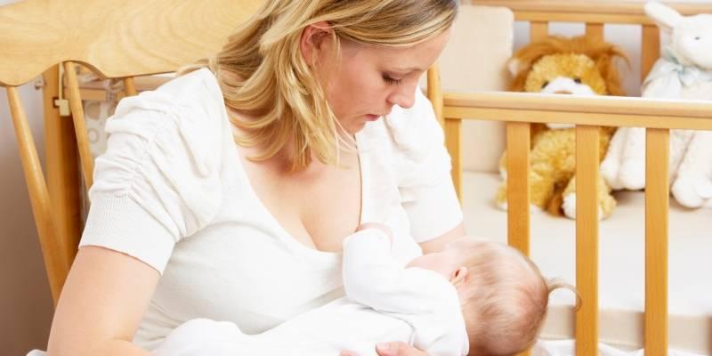 Διατροφή για μια υγιή θηλάζουσα μητέρα