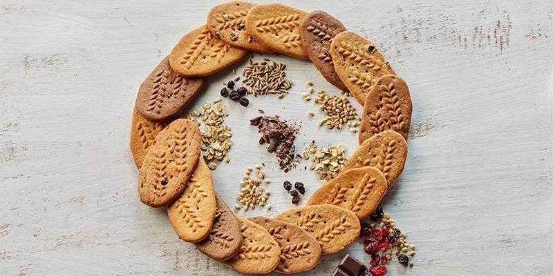 Η διατροφική αξία των πολυδημητριακών μπισκότων