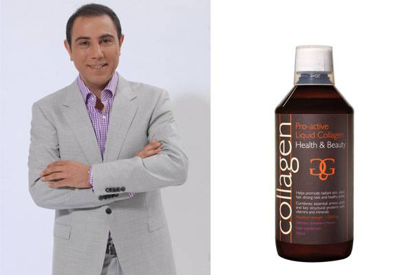 dimitris grigorakis collagen power episthmonikh omada logodiatrofis