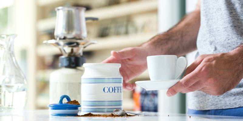 Ελληνικός καφές με άρωμα αντιοξειδωτικών
