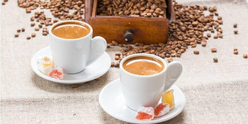 Ο ελληνικός καφές σας φτιάχνει τη διάθεση!