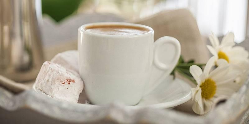 Ελληνικός καφές και χαμηλή θερμιδική απόδοση