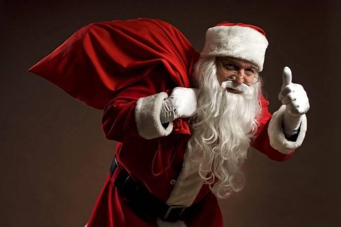 Ένας «διαφορετικός» Άγιος Βασίλης
