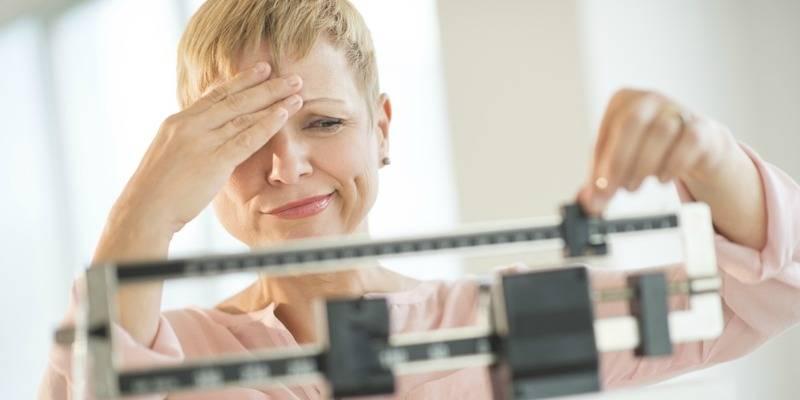 Έχω μπει στην κλιμακτήριο. Πως μπορώ να χάσω βάρος;