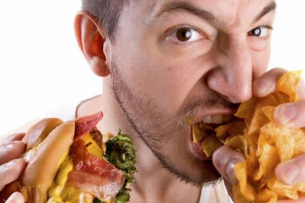 Το fast food μπορεί να σε κάνει μελαγχολικό