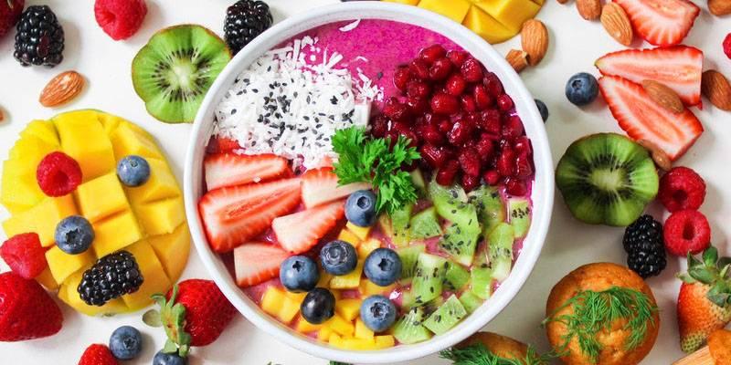 Φρούτα χαμηλής περιεκτικότητας σε υδατάνθρακες!