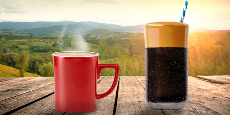 Γνωρίζεις πως φτιάχνεται ο αγαπημένος σου Στιγμιαίος καφές;