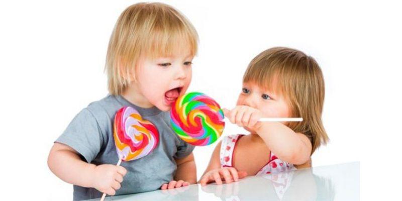 «Μαμά, πόσα γλυκά μπορώ να φάω;»