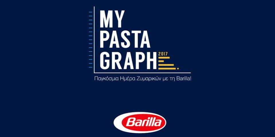 ΜΕΓΑΛΟΣ ΔΙΑΓΩΝΙΣΜΟΣ #MYPASTAGRAPH από τη BARILLA!