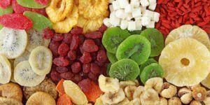 Τα οφέλη της κατανάλωσης αποξηραμένων φρούτων και ξηρών καρπών