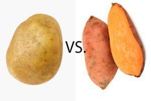 patata vs glykopatata
