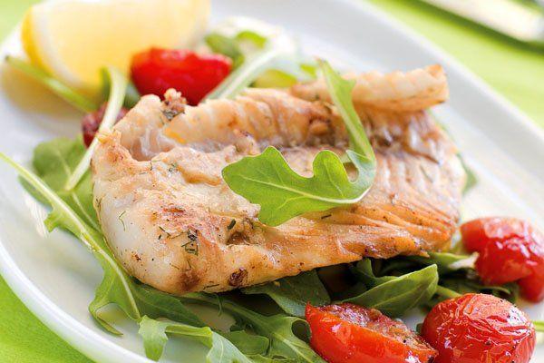 Ψάρι αλά Σπετσιώτα (πλακί)