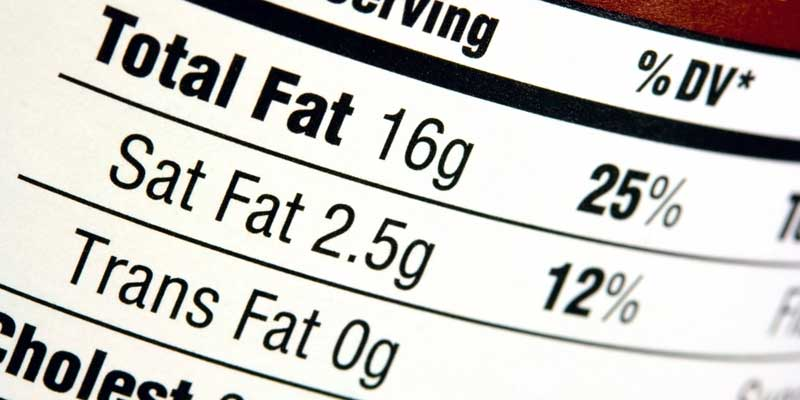 Ο ρόλος των κορεσμένων και των trans λιπαρών οξέων στην υγεία