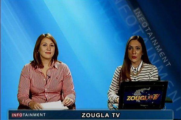 Διατροφική συζήτηση με την Επιστημονική Ομάδα ΛΟΓΩ ΔΙΑΤΡΟΦΗΣ στη ZouglaTV