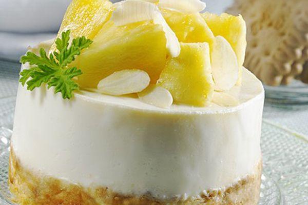tarta giaourti ananas