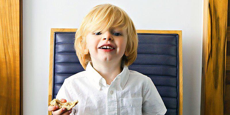 Θρεπτικό Σνακ για Παιδιά