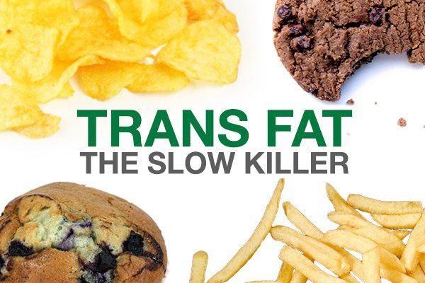 Trans λιπαρά: Συνδέονται με αυξημένο κίνδυνο θανάτου!